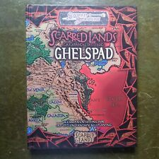 GHELSPAD - SCARRED LANDS RPG ROLEPLAYING 3RD 3.5 DND D&D DUNGEONS DRAGONS OSR