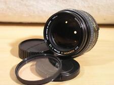 Minolta MD Rokkor-X 50mm F1.2 Ultra Fast Manual Lens