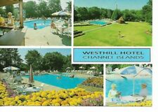 4 VIEWS OF WESTHILL HOTEL, JERSEY, CHANNEL ISLANDS.