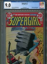 Supergirl #1   (1st issue)   CGC 9.0  OW-WP