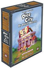 Dice City: By Royal Decree Expansion AEG5881