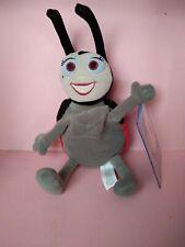 """Vintage Walt Disney World A Bugs Life Francis 8"""" NWT"""