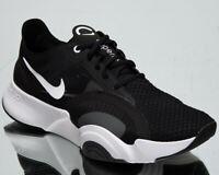 Nike SuperRep Go Men's Black White Dark Smoke Grey Cross Training Sneakers Shoes