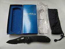 Benchmade 550SBK Griptilian Folding Pocket Knife GR0103