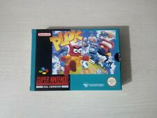 plok SUPER NINTENDO SNES PAL UK completo