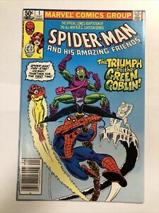 SPIDER-MAN AND HIS AMAZING FRIENDS #1 1981 Excellent Condition!!! 🔥 🔑 🔥
