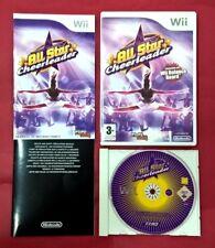 All Star Cheerleader - NINTENDO Wii - USADO - MUY BUEN ESTADO