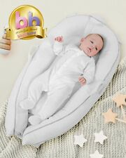 Kally Baby Nest Pod Cocoon Portable Bassinet for Bed Lounger Cot Breathable