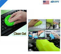 3 packs Magic Super Clean Cyber Keyboard Dust Clean Mud Cleaner Slimy Gel
