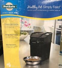 PetSafe Healthy Pet Simply Feed 12-Meal Automatic Dog Cat Feeder