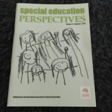 AUSTRALIAN ASSOCIATION SPECIAL EDUCATION PERSPECTIVES. VOL 22, NO. 2 2013