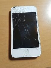 APPLE IPOD TOUCH 16GB 4TH GENERATION CRACKED SCREEN SPARES REPAIRS