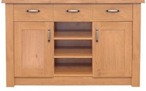 Aqua One Oak Style 230 Fish Tank Cabinet / Unit