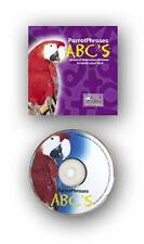 Parrot Phrases CD- ABC's- Vocal Training Talking Phrases