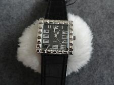 New Terner Quartz Watch with a Black Band