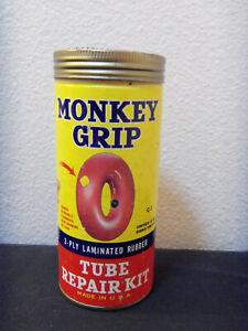 vintage 1950's Monkey Grip rubber tube repair kit