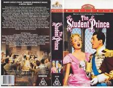 THE STUDENT PRINCE    MGA VHS VIDEO PAL~ A RARE FIND
