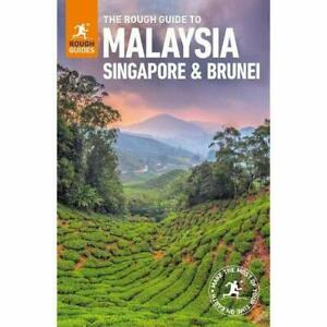The Rough Guide to Malaysia, Singapore and Brunei - Paperback NEW Guides, Rough