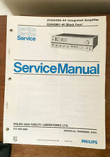 Philips 22AH386 22AH3861 /44 AMPLIFIER  Service Manual *Original*