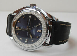 Sicura Shock Resistant Water Resistant 25 Jewels Automatic Watch