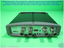 AXIS 240Q, Video Server as photo, New without all accessories& box,pφx Promotion