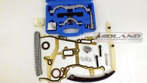 VAUXHALL ASTRA J MK 6  2009>> 1.4 16v A14XEL A14XER TIMING CHAIN AND TOOL KIT
