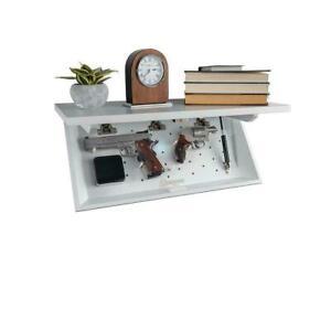 In Plain Sight Firearm Concealment Shelf W Automatic Built-in Internal LED Light