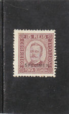 PONTA DELGADA D. Carlos I 10  REIS  (1892 / 93)   SPECIMEN