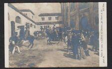 SALON de PARIS 1909 / ESSAI des CHEVAUX par Henri A. ZO