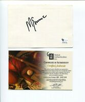Mike Eruzione 1980 US Olympic Gold Hockey Miracle on Ice Signed Autograph COA