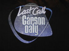"""""""Last Call with Carson Daily"""" T-Shirt – Television Film Crew Item (M)"""