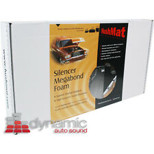 Hushmat 20100 Megabond Silencer Foam Material 11.5 sq.ft. (2-23�x36� Sheets)