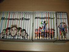 3 Caja Motogp Story Collection 31 DVD Opera Completa Valentino Rossi Etc