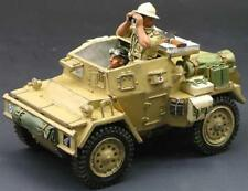 King & Country British Eighth Army Ea010 Dingo Scout Car Mib
