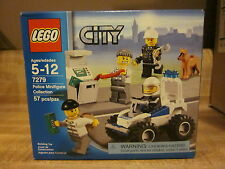 Lego city 7279 police minifigure collection sealed