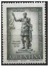 1961 ARGENTINA GRONCHI CONGIUNTA SINGOLA