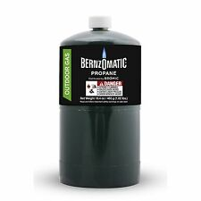BernzOmatic PROPANE OUTDOOR GAS CYLINDER 453g Portable BBQ Fuel USA Brand