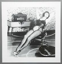 Dieter Blum Photo Kunstdruck Art Print Poster 44x46cm Nude Akt Nus 2004 B&W SW