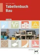 Tabellenbuch Bau | Balder Batran (u. a.) | Taschenbuch | Deutsch | 2020