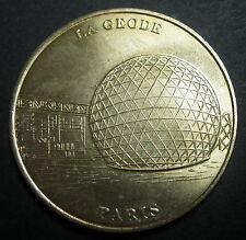 MONNAIE DE PARIS - LA GÉODE PARIS - 1998