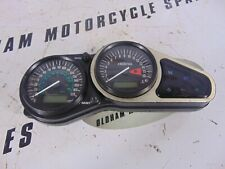 Kawasaki zzr 600 1995 clocks speedometer dial dash gauge