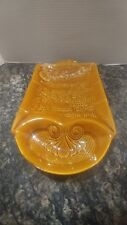 New Vintage California Pottery Chip & Dip Serving Dish w/ Bacon & Cheese Recipe