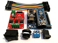 Kit piattaforma IOTGEMINI domotica con Modulo RGB, Shield Arduino, NRF24l01