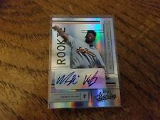 Merkin Valdez 2004 Absolute Memorabilia Autograph #250 RC numbered 252/700