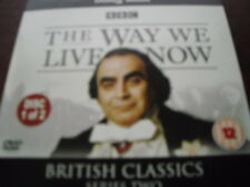 BRITISH CLASSIC - THE WAY WE LIVE NOW DISC 2 only - Daily Mail Promo DVD