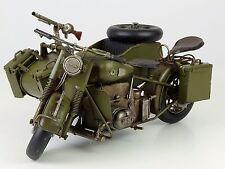 Antikes Blechspielzeug (ab Motorräder