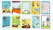 Robert Kaufman What Pet Should I Get? by Dr. Seuss 16492 267 Panel Cotton Fabric