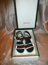 Gucci $225 kids sandals SIZE 28