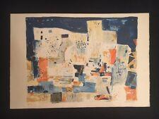 Oskar Koller  Lithographie limitiert 22/52 von 1961