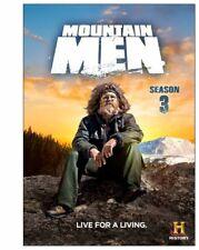Mountain Men Season 3 [New DVD]